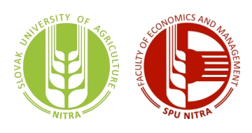 Slovak University of Agriculture in Nitra, Slovakia, Faculty of Economics and Management